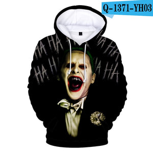 Men 3D Print Sweatshirt Hoodies