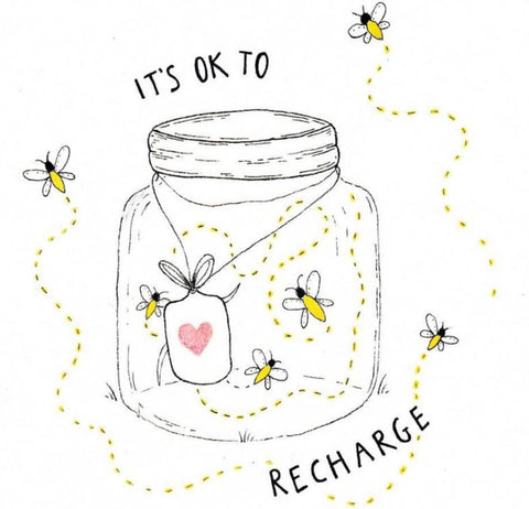 It's OK to recharge