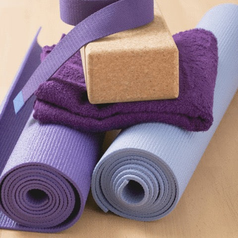 yoga equipment you need for your practice