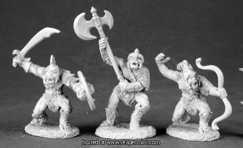 Dark Heaven Legends: Orcs (3)