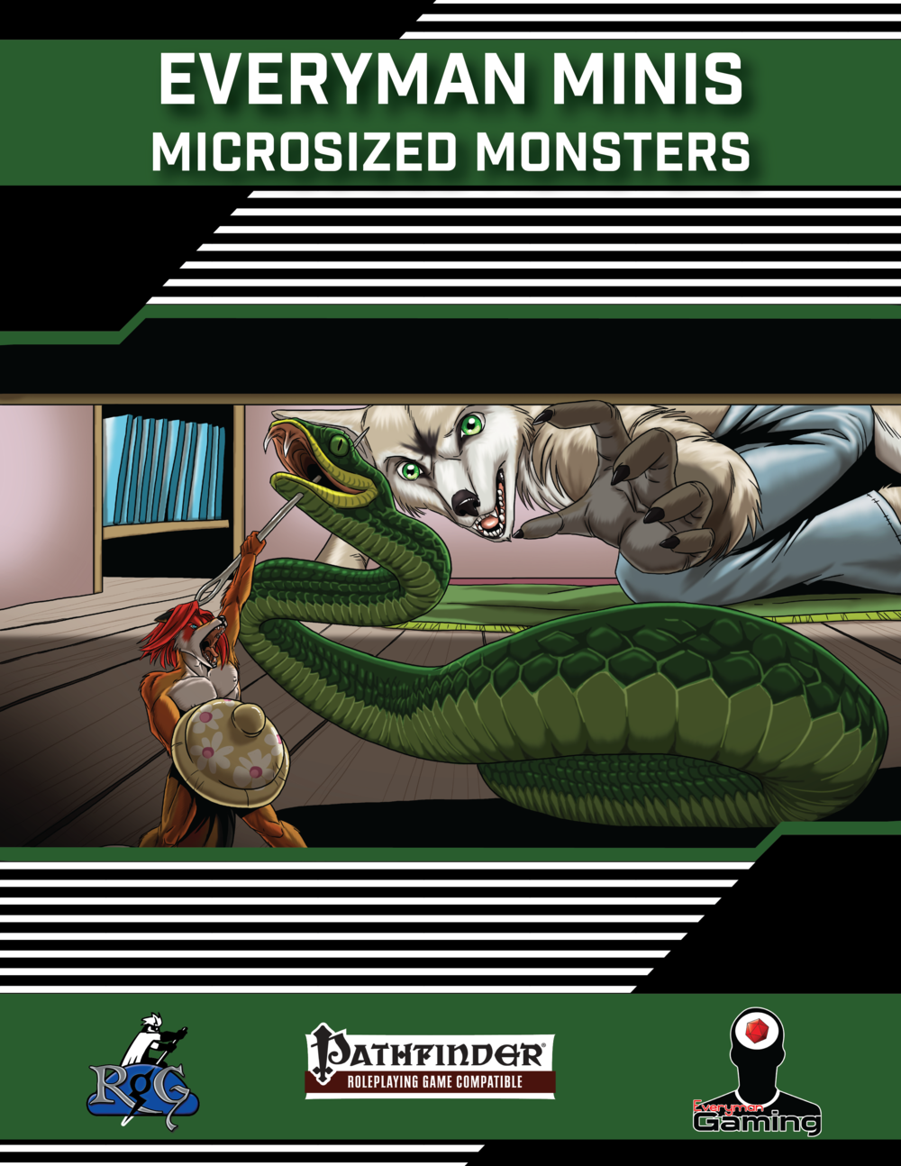 Everyman Minis: Microsized Monsters