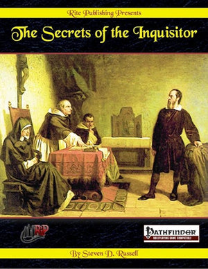 The Secrets of the Inquisitor