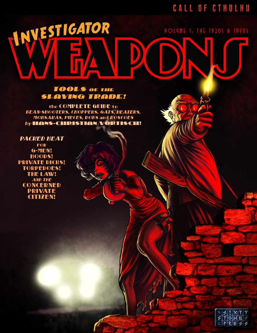 Investigator Weapons volume 1