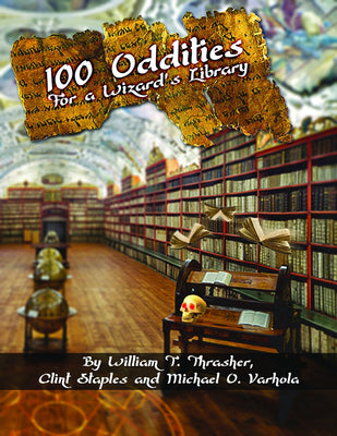 100 Oddities for a Wizard's Library