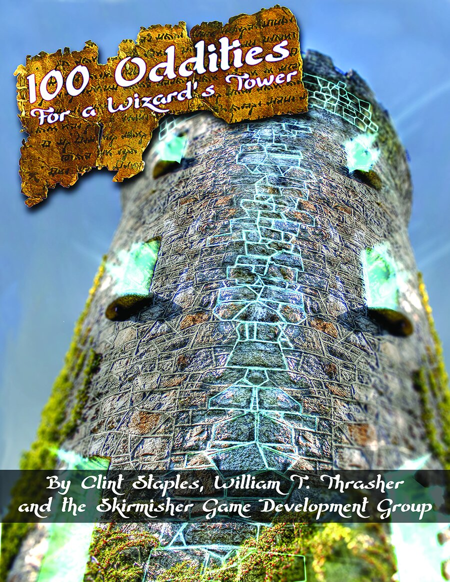 100 Oddities for a Wizard's Tower