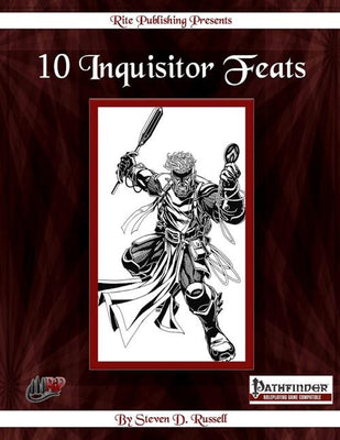 10 Inquisitor Feats