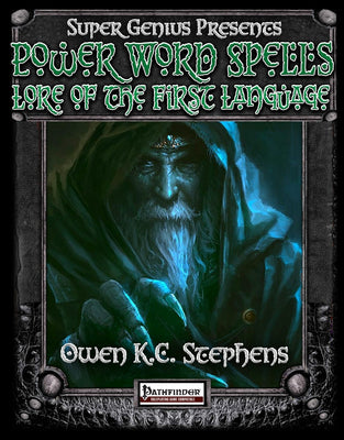 Power Word Spells: Lore of the First Language