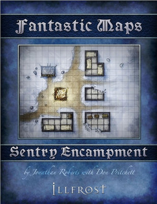 Fantastic Maps - Illfrost: Sentry Encampment