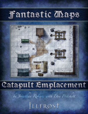 Fantastic Maps - Illfrost: Catapult Emplacement