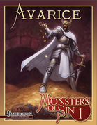 Monsters of Sin: Avarice