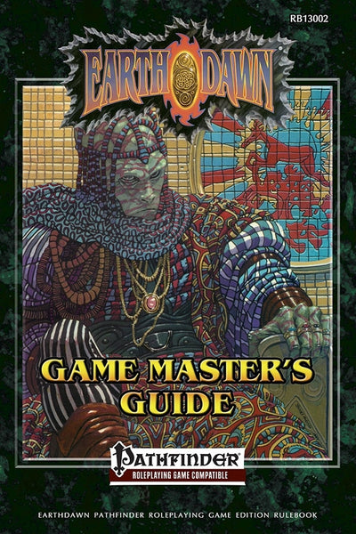 Earthdawn Game Master's Guide Softcover (Pathfinder Edition)