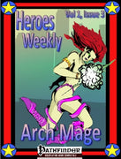 Heroes Weekly, Vol 1, Issue #2, Blackjack