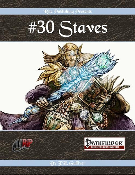 #30 Staves