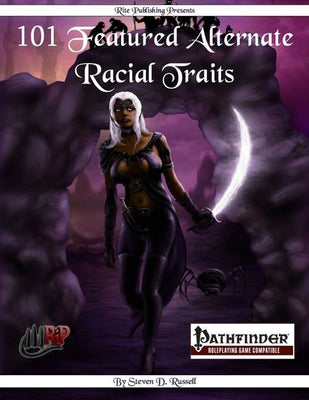 101 Featured Alternate Racial Traits