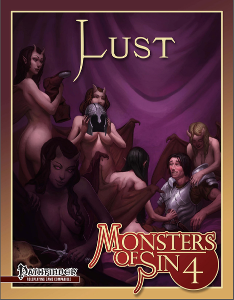 Monsters of Sin: Lust