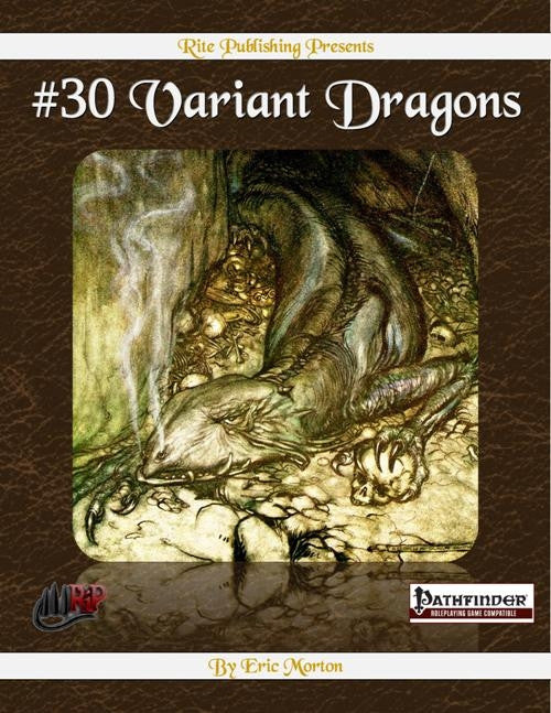 #30 Variant Dragons