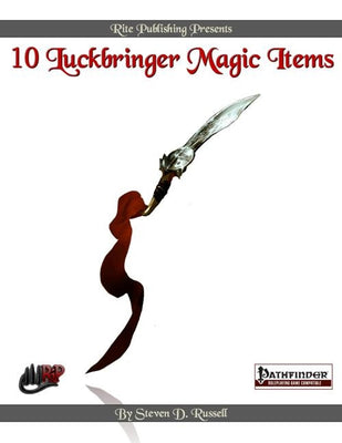10 Luckbringer Magic Items