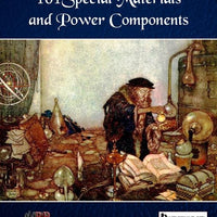 101 Special Materials and Power Components