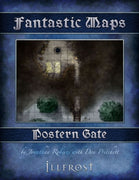 Fantastic Maps - Illfrost: Postern Gate