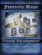 Fantastic Maps - Illfrost: Coastal Encampment