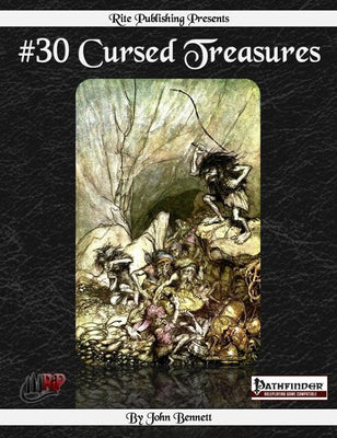 #30 Cursed Treasures