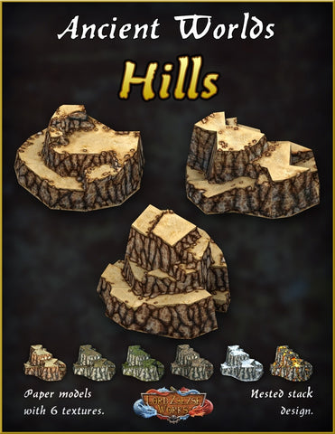 Ancient Worlds - Hills