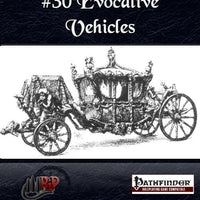 #30 Evocative Vehicles