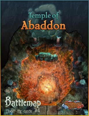 Under the Castle #4 - Temple of Abaddon