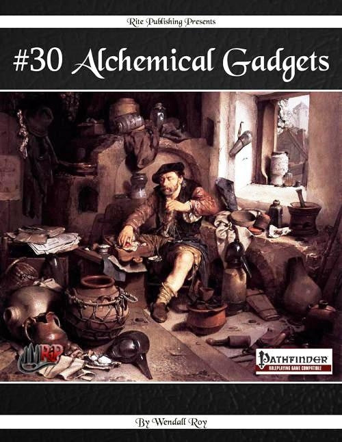 #30 Alchemical Gadgets