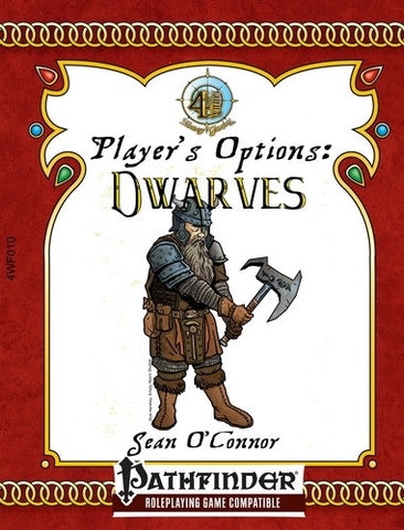 Player's Options: Dwarves
