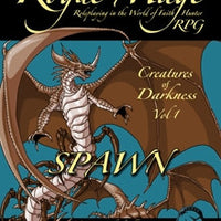 Rogue Mage Creatures of Darkness 1: Spawn