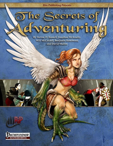 The Secrets of Adventuring