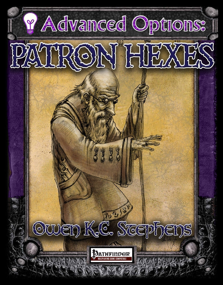 Advanced Options: Patrons Hexes