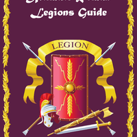 Ultimate Roman Legions Guide (Savage Worlds)