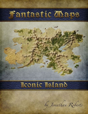 Fantastic Maps - Iconic Island