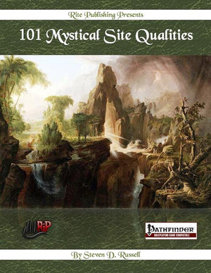 101 Mystical Site Qualities