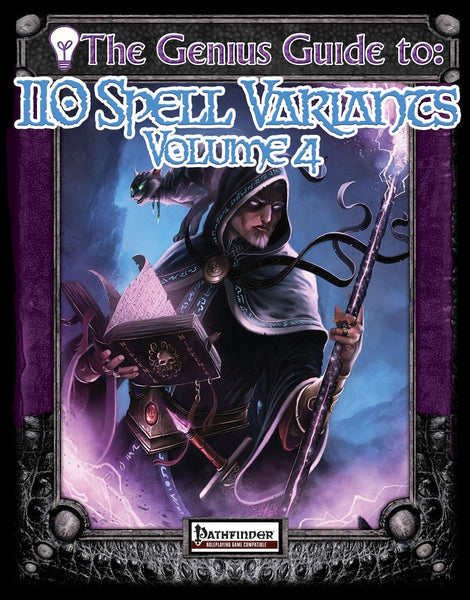 The Genius Guide to 110 Spell Variants, Vol. 4