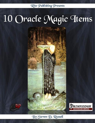 10 Oracle Magic Items