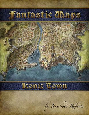 Fantastic Maps - Iconic Town