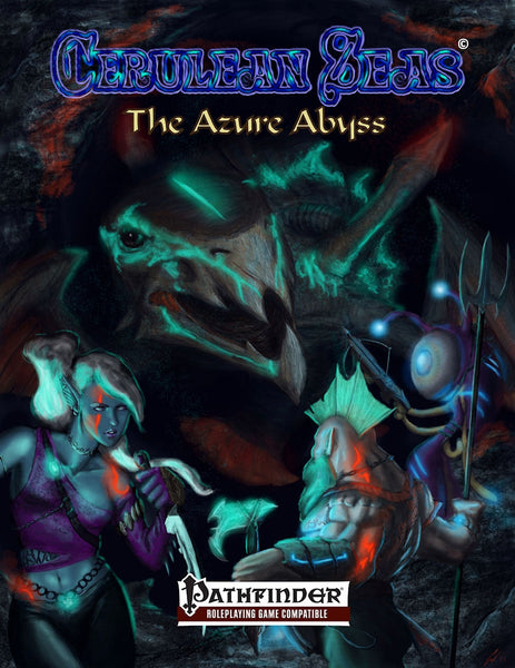 Cerulean Seas: The Azure Abyss