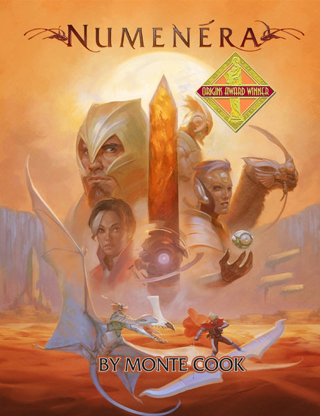 Numenera by Monte Cook