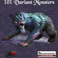 101 Variant Monsters