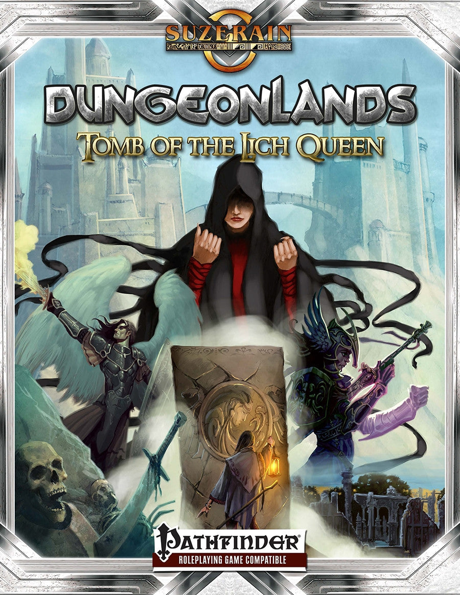 Dungeonlands: Tomb of the Lich Queen (PF)