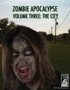 Zombie Apocalypse Volume Three: The City