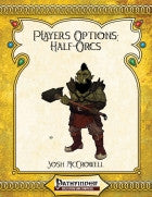 Player's Options: Half-Orcs