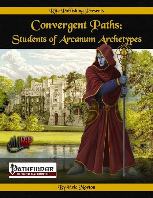 Convergent Paths: Students of Arcanum Archetypes