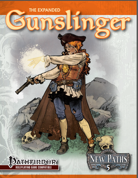 New Paths 6: Expanded Gunslinger