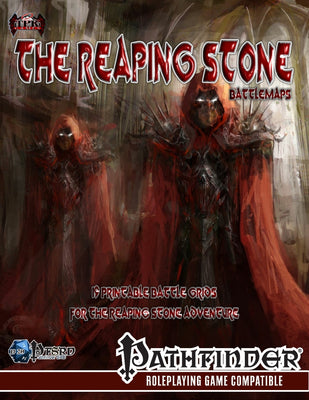 The Reaping Stone Deluxe Adventure Battlemaps