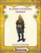 Player's Options: Sheriff
