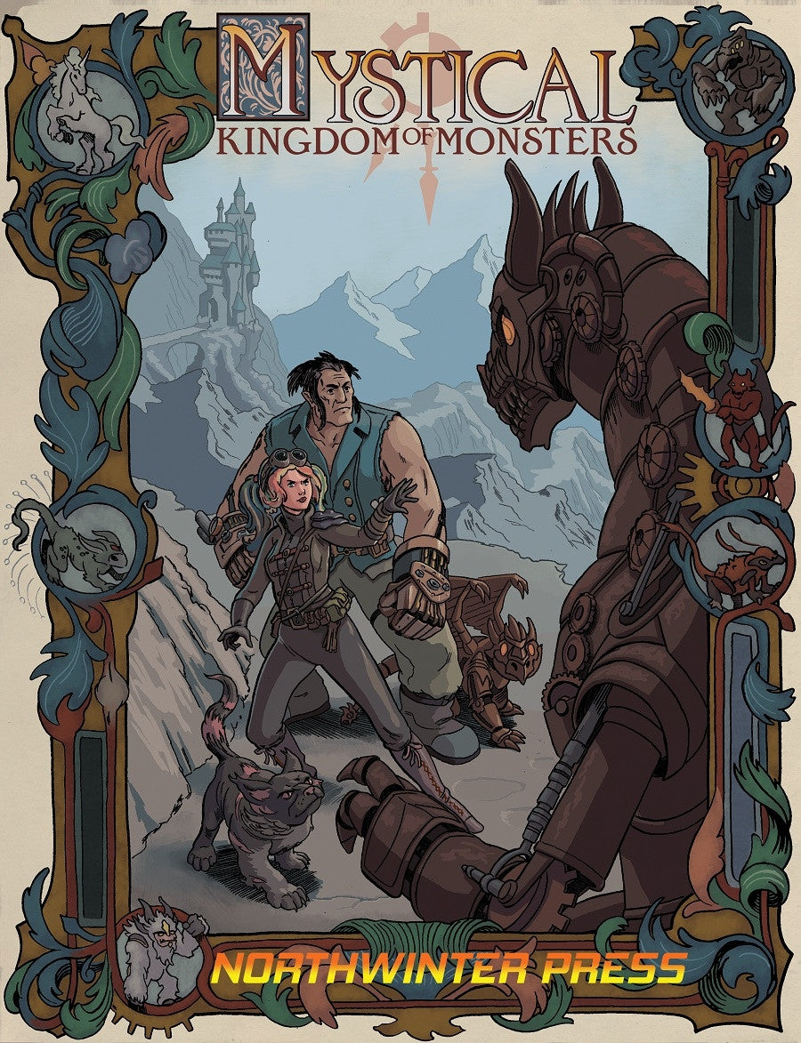 Mystical: Kingdom of Monsters